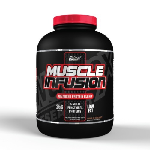 muscle infusion chocolate 5lb