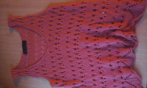 musculosa crochet limte