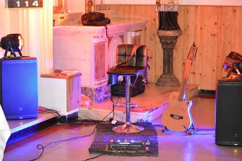 música en vivo, eventos, casamientos, etc