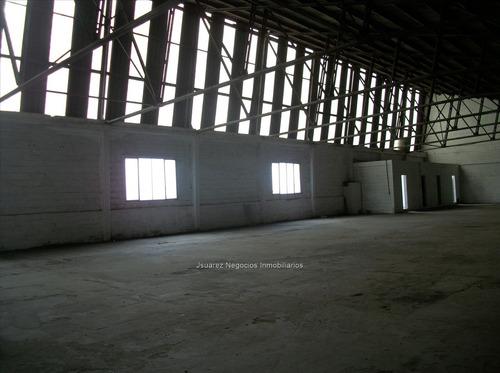 muy buen local industrial en malvin norte cw76945