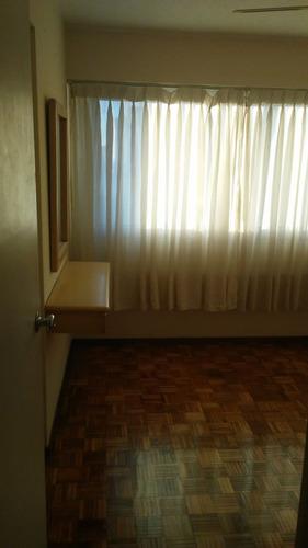 muy luminoso! 1 dormitorio en pleno centro! locomoción