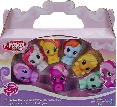 my little pony  pack de colección hasbro b2262