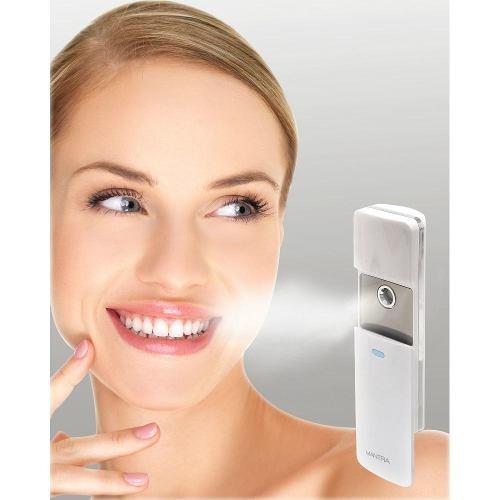 nano humectador facial mantra con nanopartículas de niebla