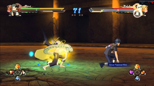naruto shippuden ultimate ninja storm 4 pc + online steam