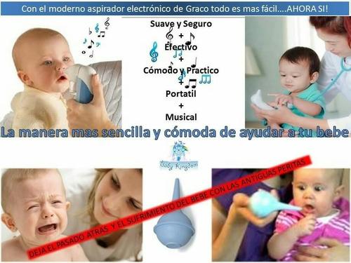 nasal bebe aspirador