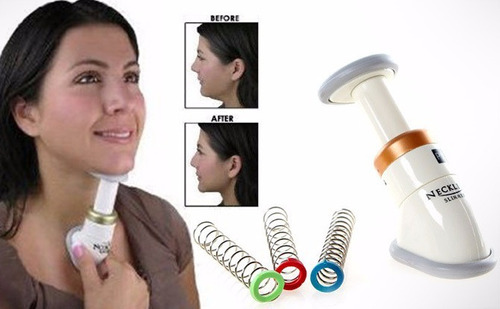 neckline slimmer reductor de papada / modelador de cuello