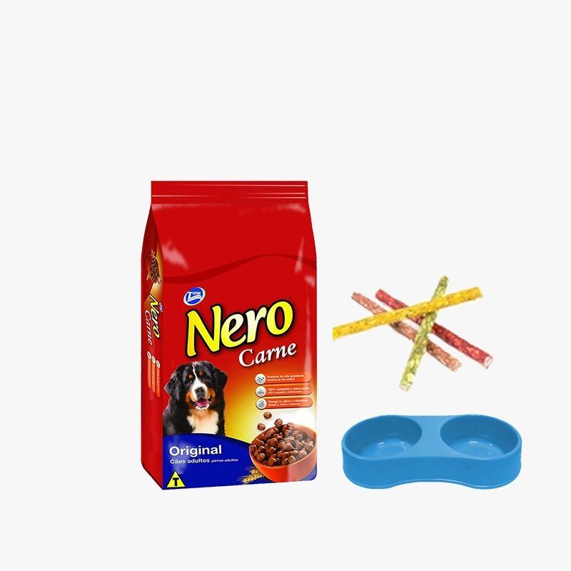 Nero Adulto Original 20k+plato Doble + Sancks / Envío Gratis ...