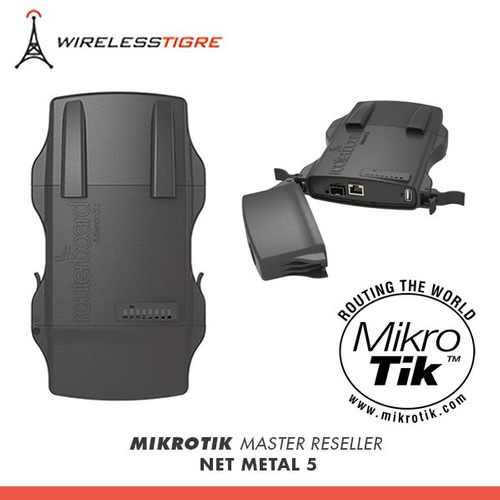 net metal 5 rb922uags-5shpac-nm reseller oficial mikrotik