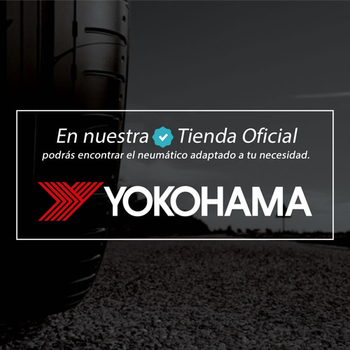 neumático cubierta yokohama 185/55 r15 bluearth es32 82v