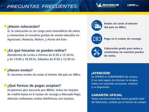 neumático de auto michelin 185/60 r15 energy xm2 88h