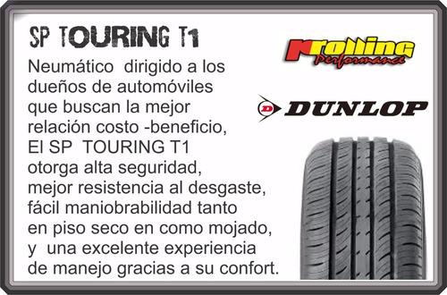 neumático dunlop r15