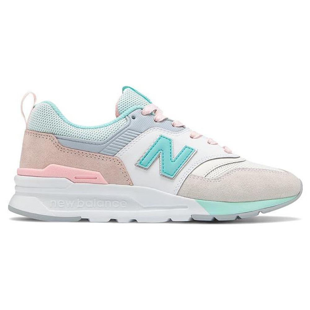 new balance 997 grå blå