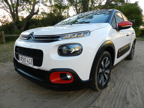 new citroën c3 feel | auto 0 km | motor 1.2cc