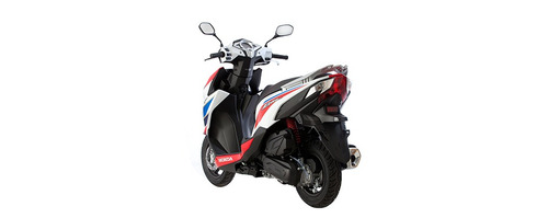 new elite 125 2018  3 colores disponibles tuamoto