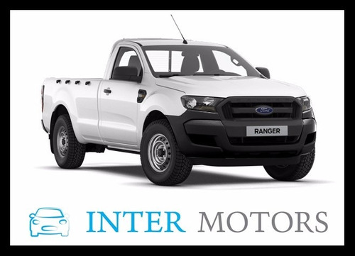 new ford ranger p/up xlp 4x2 u$s 22.950 leasing intermotors