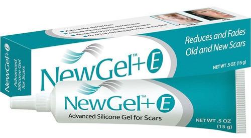newgel+e gel de silicona solución para cicatrices y estrías