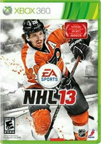 nhl 13 hockey sobre hielo juego xbxo 360 original en caja !