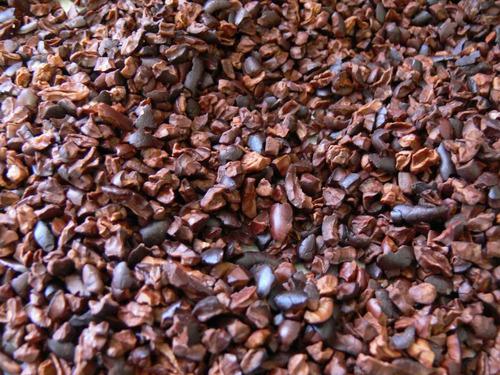 nibs de cacao orgánico  1 kg