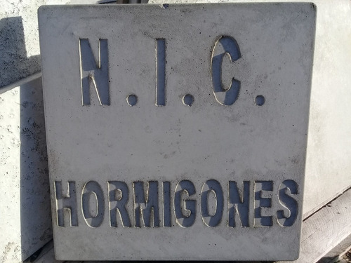 nic hormigones piezas de hormigon a medida lo que imagine