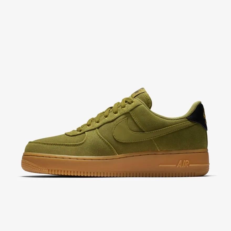 air force 1 hombre verde