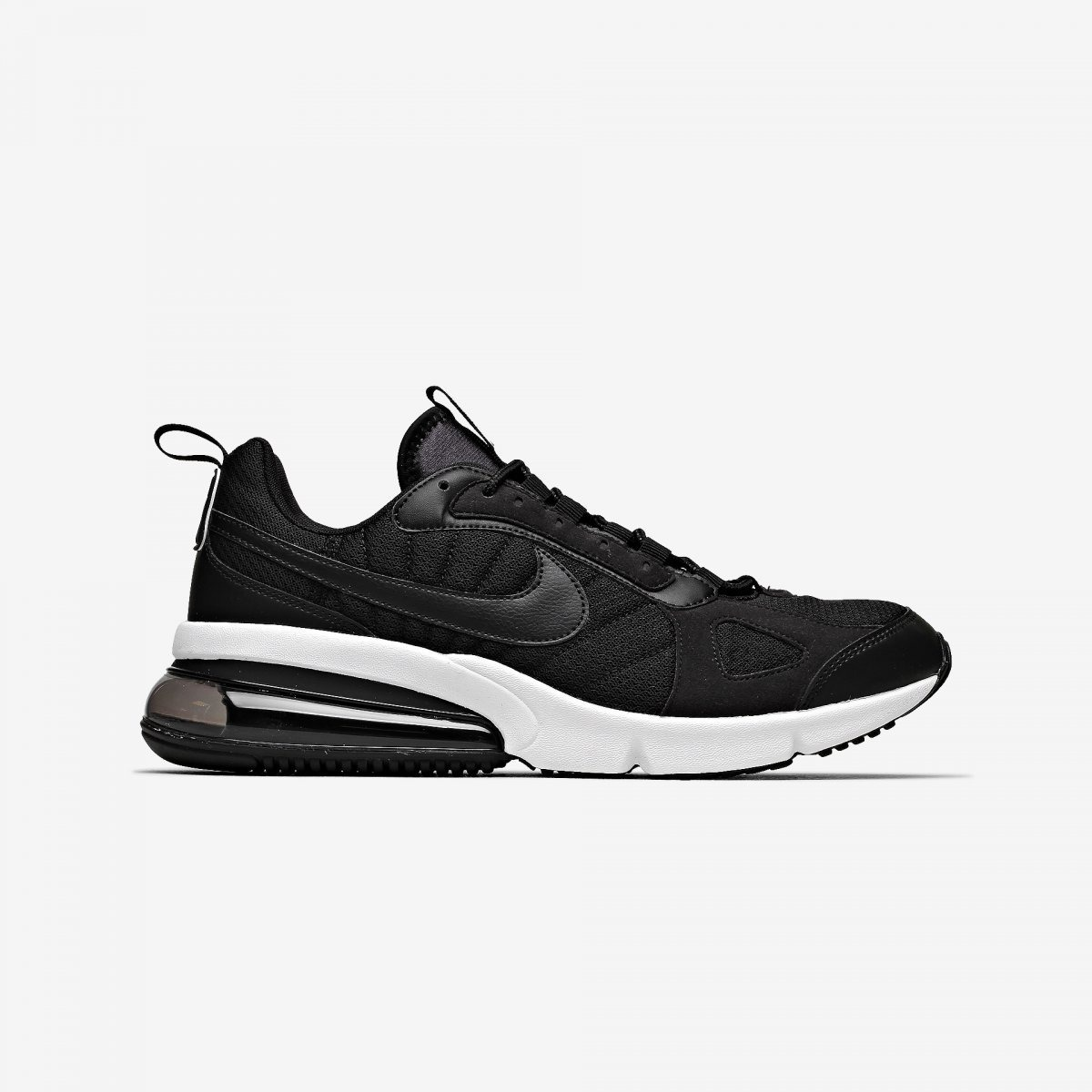 finest selection 3d3e7 6effb Nike Air Max 270 Futura Black- White Original X Pedido