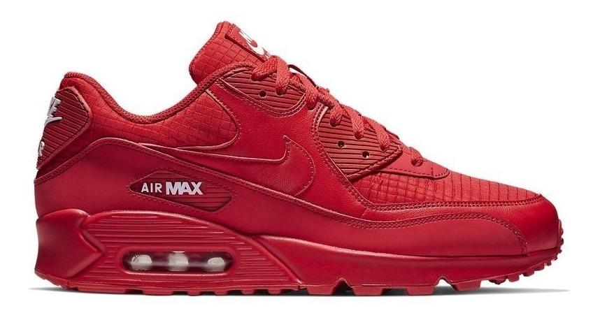 b69962e4dd Nike Air Max 90 Essential Triple Red Original X Pedido - U$S 164,90 ...