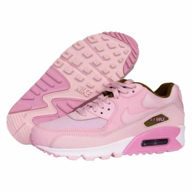 Nike Air Max 90 Se Pink Foam Original X Pedido