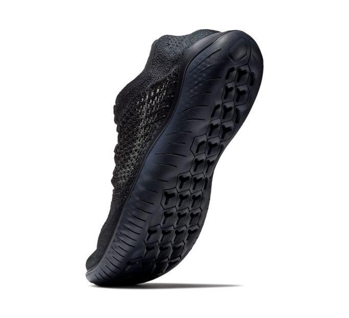 001f77071985 Nike Free Rn Flyknit 2018 Triple Black - U S 297