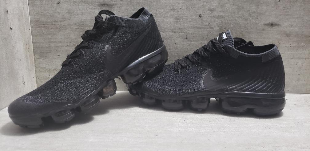 el más nuevo b0033 0cec8 Nike Vapormax Negras Talle 41