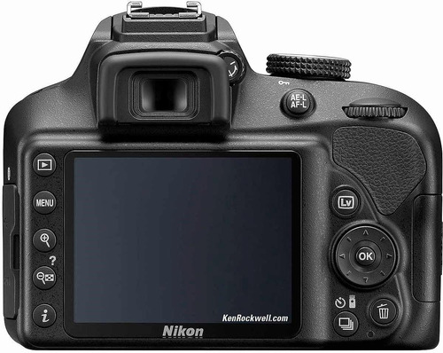 nikon d3400  / 18-55 lente  / nueva sellada / 16gb inc