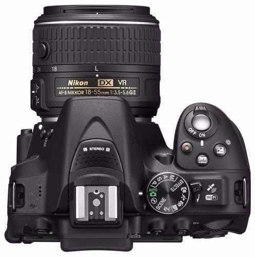 nikon d5300 kit 18-55mm af-p, tripode 1,35mts+16gb+ bolso
