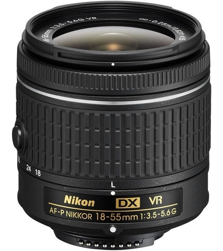 nikon d5600 , 24mpx  y lente 18-55 con bolso de regalo !!!