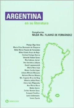 nilda flawiá de fernández - argentina en su literatura