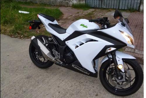 ninja 300 con abs