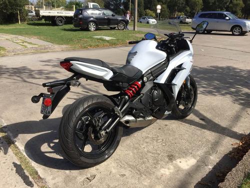 ninja 650r moto kawasaki