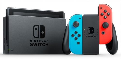 nintendo switch 32gb nuevo en caja tienda easybuy