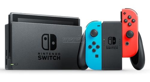 nintendo switch / 32gb / nuevo sellado