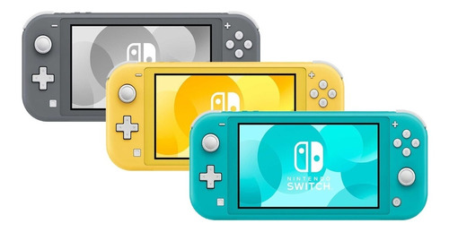 nintendo switch lite 32 gb nueva