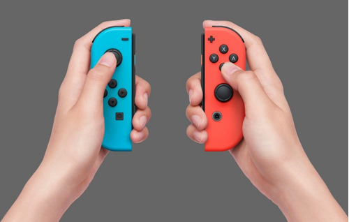 nintendo switch neon blue and neon red + mario kart 8 deluxe