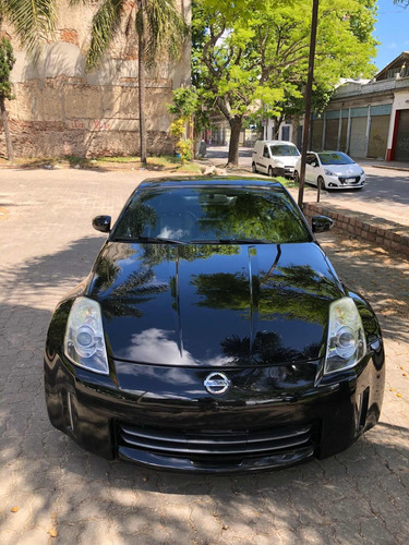 nissan 350z 3.5 coupe 2 asientos 6vel touring mt 2008