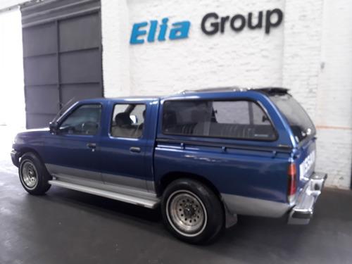 nissan d22 d/c diesel elia group