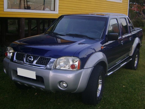 nissan frontier ax 4x4 full 2006