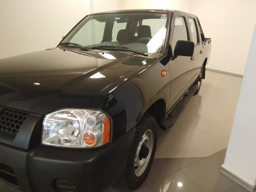 nissan frontier dc lx