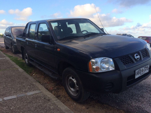 nissan frontier np300 doble cabina