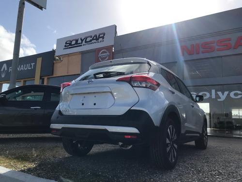 nissan kicks 1.6 advance mt 0km!! solycar automoviles