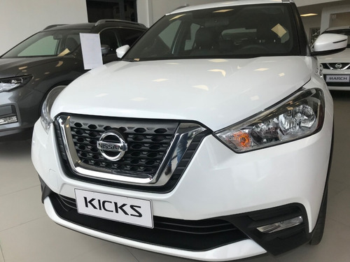 nissan kicks 1.6 exclusive at entrega inmediata