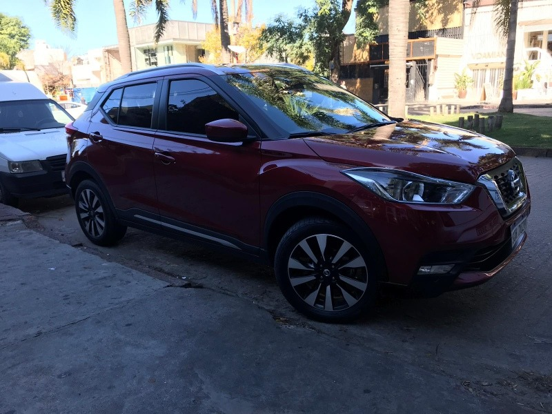 Nissan Kicks Kicks Advance Manual U S 22 900 En Mercado Libre