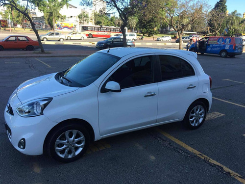 nissan march 1.6 advance at 2015