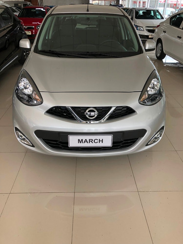 nissan march 1.6 advance mt