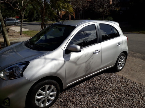 nissan march 1.6 advance mt extra full